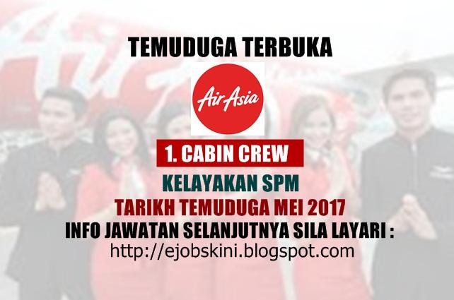 Temuduga Terbuka AirAsia