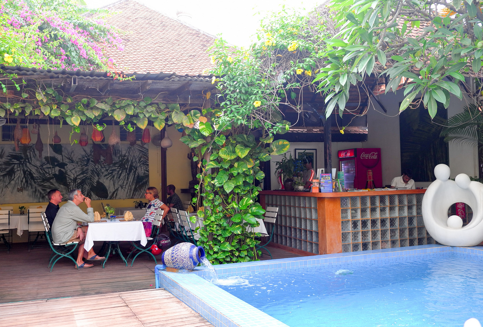 Alliance Art Cafe, Siem Reap, Cambodia