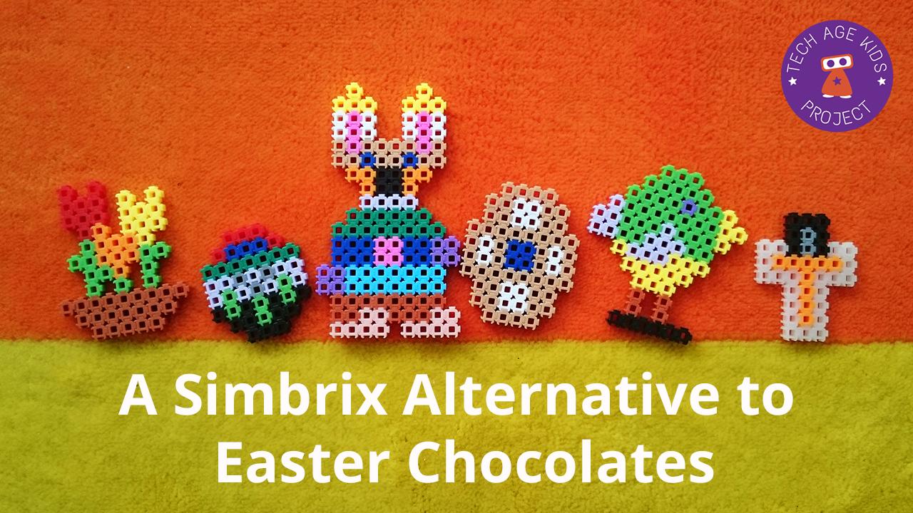 A Simbrix Alternative to Easter Chocolate | Tech Age Kids