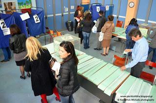 Οι υποψηφιότητες για τις εκλογές των εκπαιδευτικών Πρωτοβάθμιας Εκπαίδευσης Πιερίας για την 86η Γ.Σ. της ΔΟΕ.