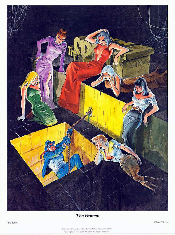 The Spirit: The Women, by Will Eisner.