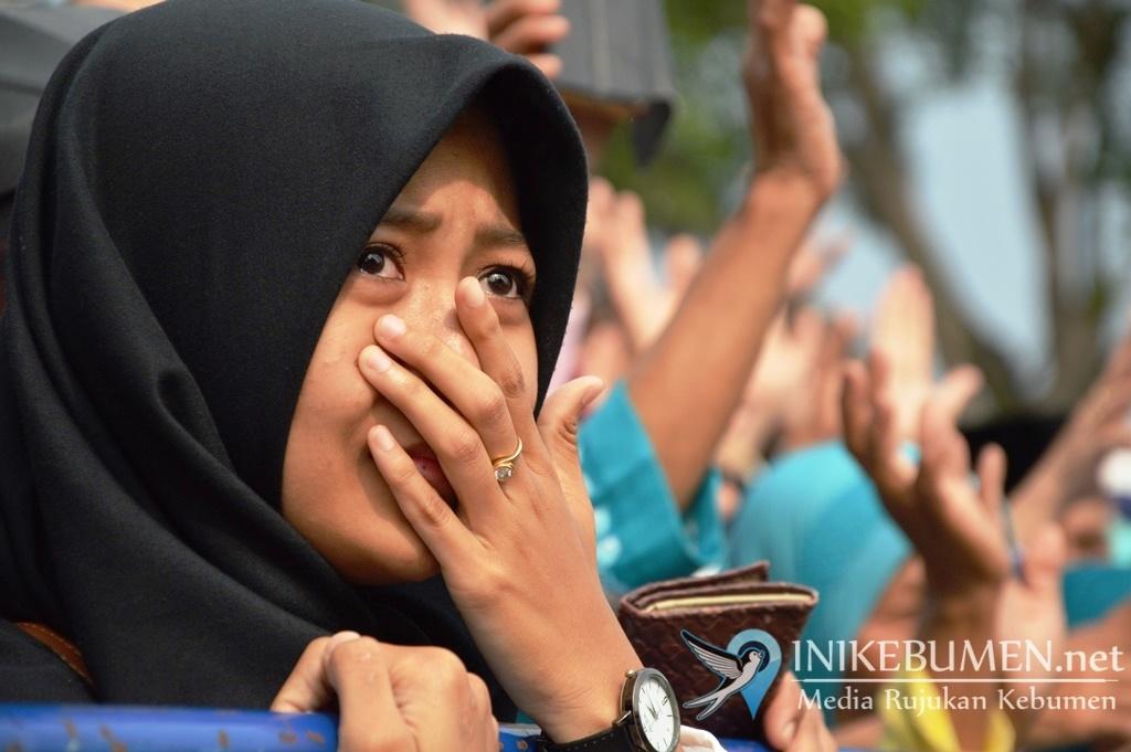 Seluruh Calon Haji Asal Kebumen Telah Diberangkatkan