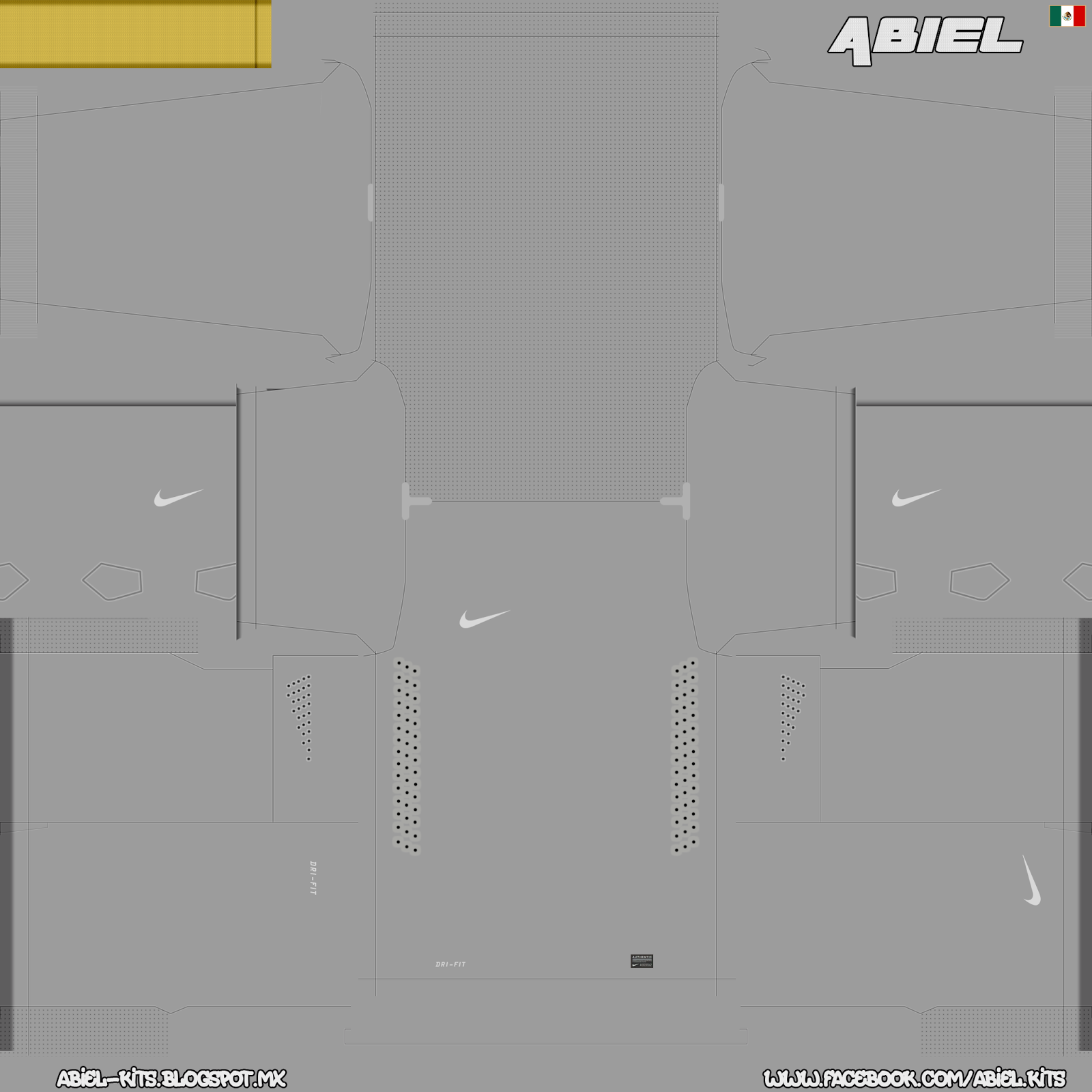 Pack Templates For PES 2014 (PNG)
