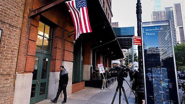 Nueva York refuerza seguridad en día detecta paquete sospechoso para De Niro