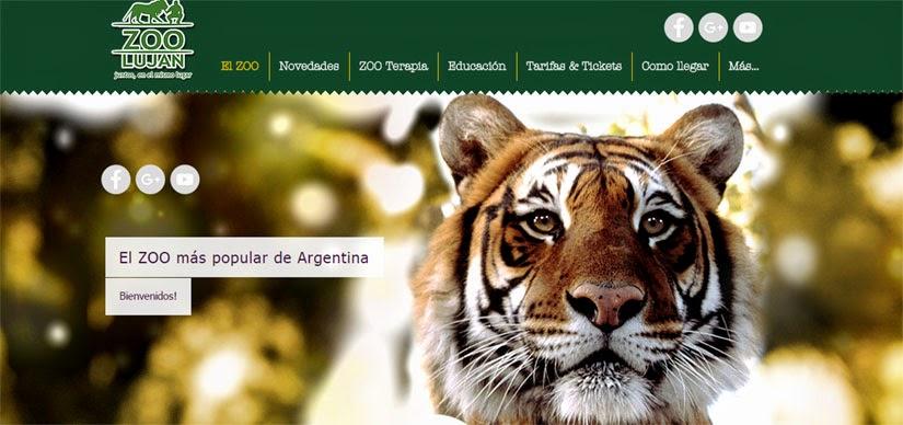 Zoo Luján na programação de Buenos Aires