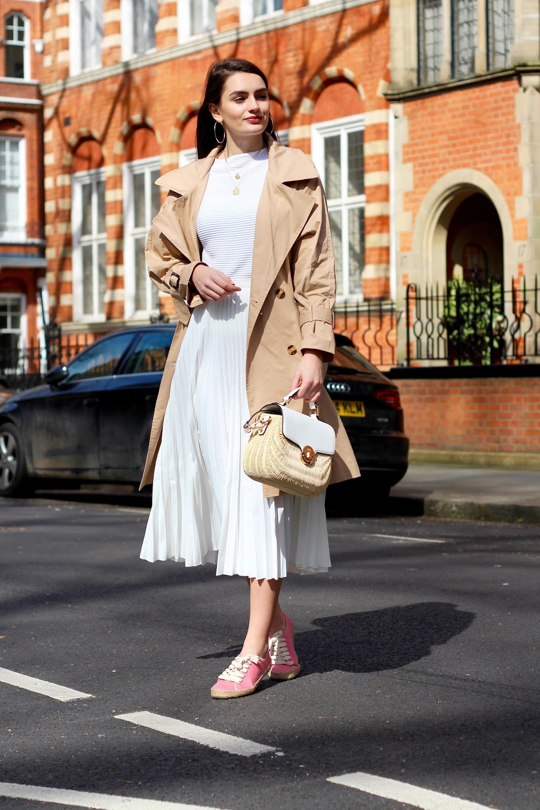 spring style peexo blog tips to wear neutrals