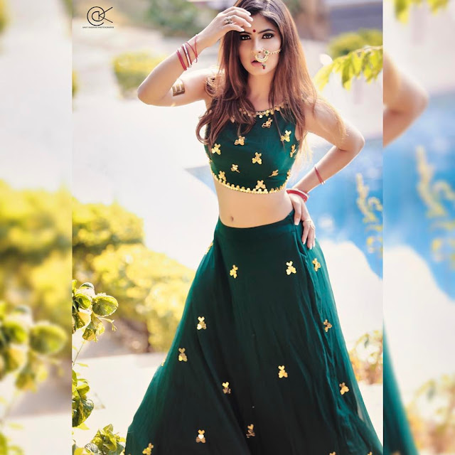 Karishma Sharma Latest Hot Instagram Photos