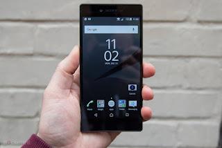 Cara Hard Reset Sony Xperia Z5