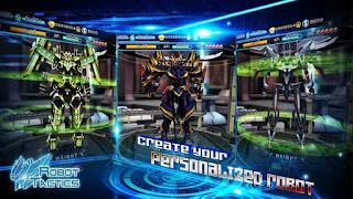 Robot Tactics - Brave Warriors Final Battle Apk