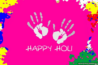 Happy Holi Hands.