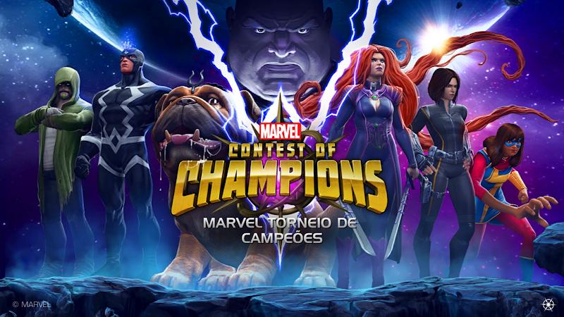 MARVEL Contest of Champions  – APK MOD HACK – Dinheiro Infinito