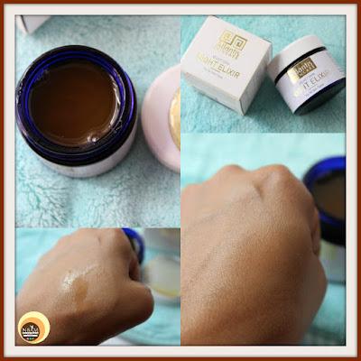 Atlantis Skincare Velvet Skin Night Elixir Review
