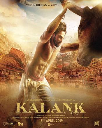 Kalank 2019 Hindi Movie DVDScr 720p 700MB