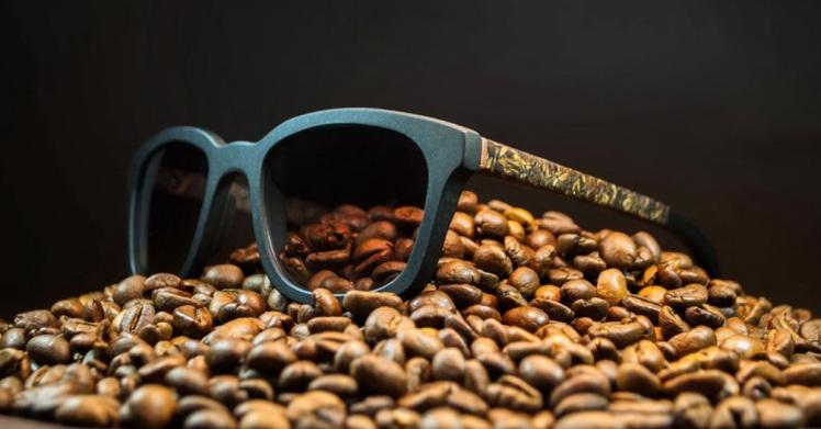 Kahve Atıklarından Yapılan Gözlük