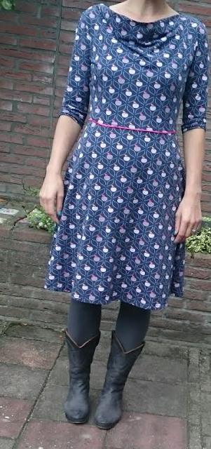 Vigo van Swafing appel jurk