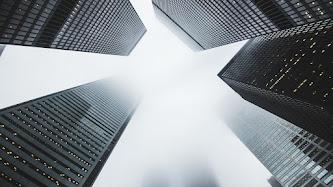 Wallpaper: In Financial District, Toronto, Canada