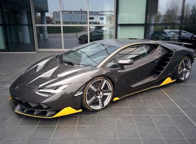 Lamborghini Centenario - Mobil Mewah