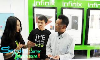 Service Resmi Infinix di Kupang