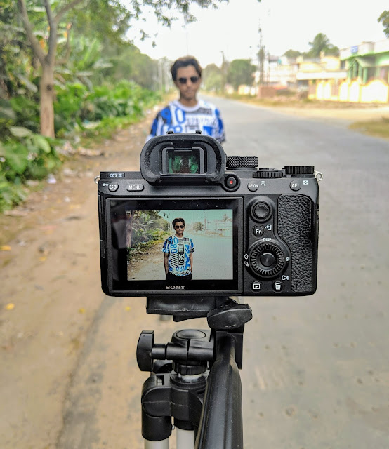 Sourajit Saha with Sony A7iii 2