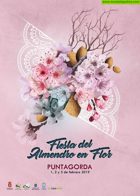 Programa de actos de la Fiesta del Almendro en Flor 2019 Puntagorda