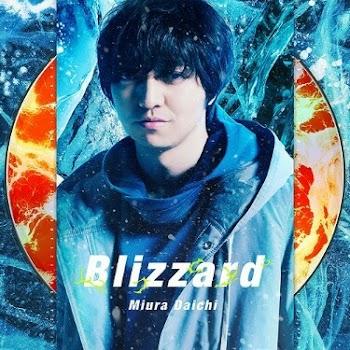 Daichi Miura - Blizzard [Single]