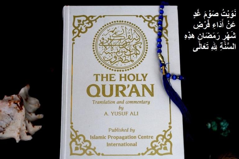 niat puasa ramadhan yang benar
