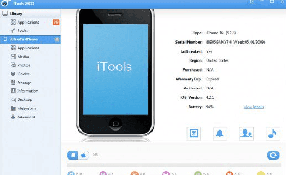 how to install apps using itools