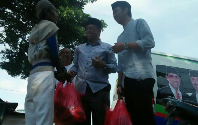 PAMMASE Salurkan Bantuan ke Korban Angin Ribut di Tanasitolo