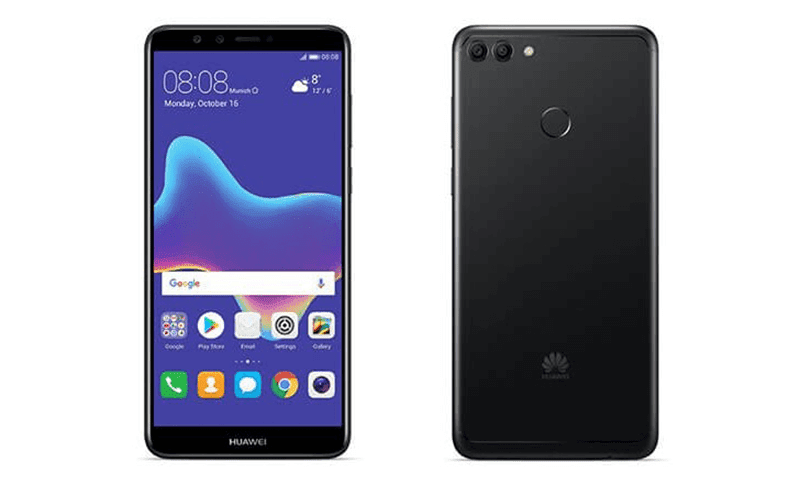 Huawei Y9 (2018) with 4,000mAh battery and quad cameras now official!
