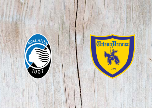 Atalanta vs Chievo - Highlights 17 March 2019
