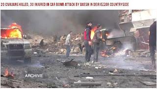 Τουλάχιστον 26 άνθρωποι σκοτώθηκαν