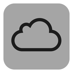 Preview of iCloud folder icon