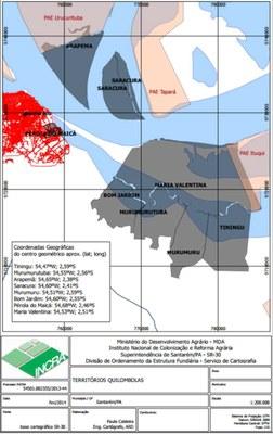 Justiça determina suspensão do licenciamento do porto de Maicá, em Santarém