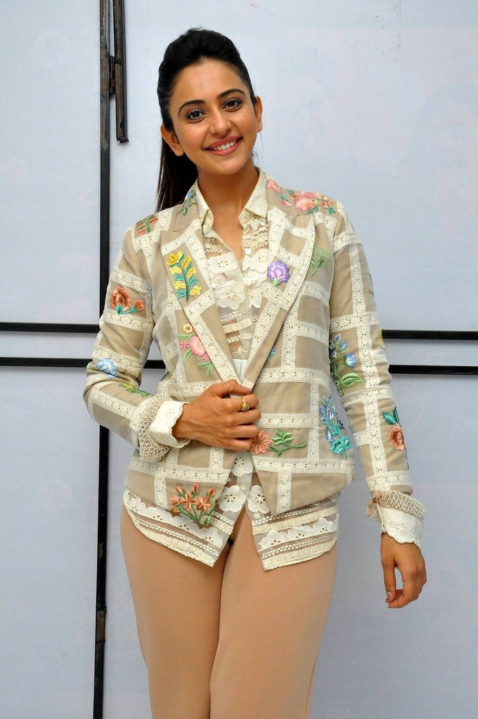 Rakul Preet Singh Jaya Janaki Nayaka Movie Success Press Meet