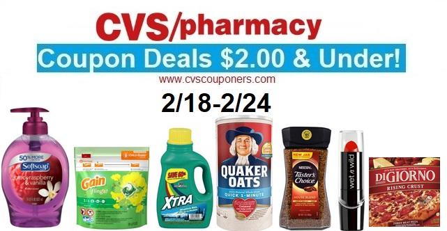 http://www.cvscouponers.com/2018/02/cvs-coupon-deals-200-under-218-224.html