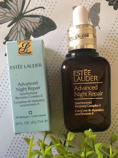 Review : Estee Laurder Advanced Night Repair