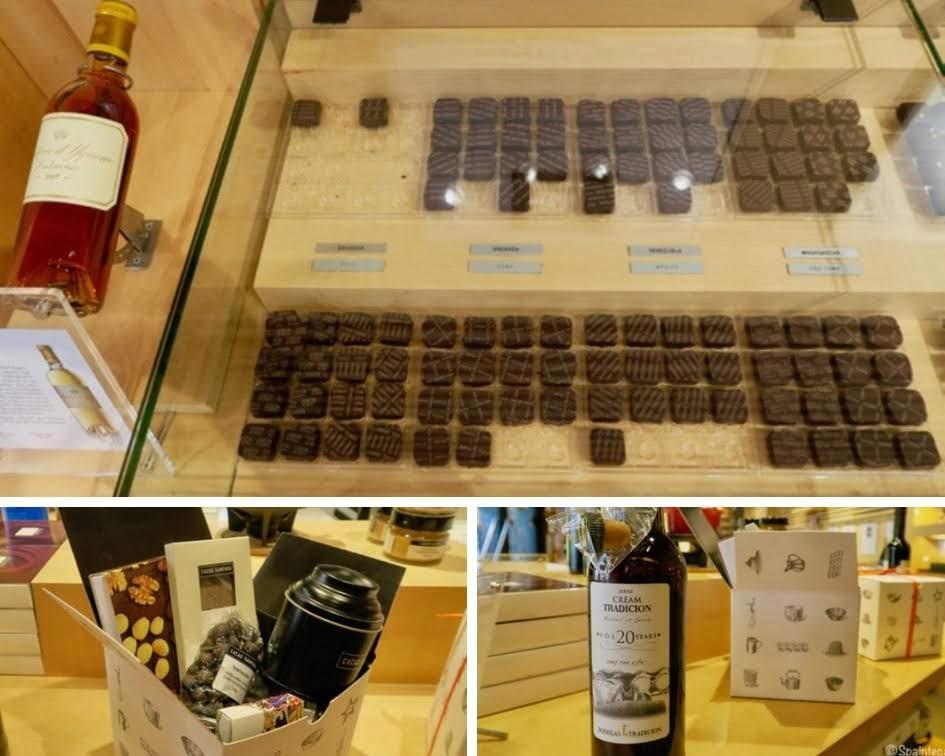 カカオサンパカのチョコと相性抜群のスイーツワイン