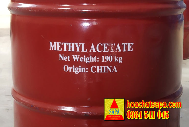 Dung môi Methyl Acetate (MAC)