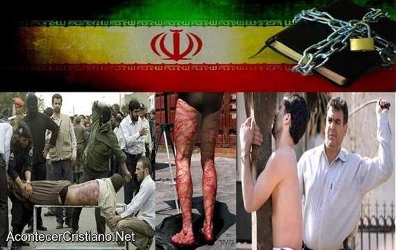 Cristianos perseguidos en Irán
