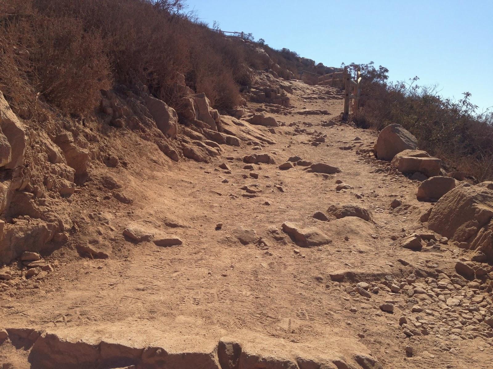 Cowles Mountain - San Diego Hiking Trail - Go Hike It