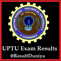 UPTU Special Carry Over Result 2014-15