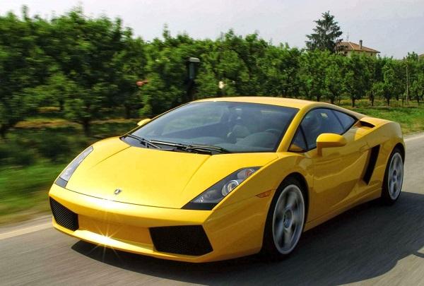 Ficha Técnica: Lamborghini Gallardo