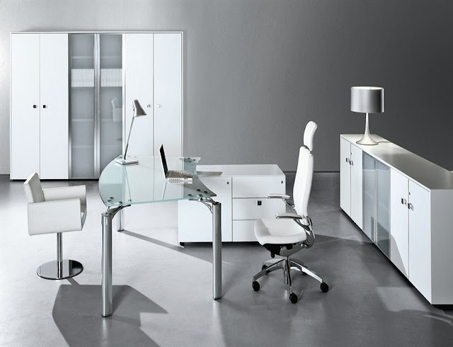 best buy executive modern white office furniture sets for sale online