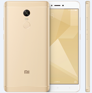 Source: Shopee. The Xiaomi Redmi Note 4X LTE Dual Sim.