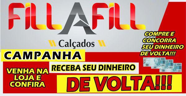 FILL A FILL - NOVIDADES EM PREÇOS BAIXOS
