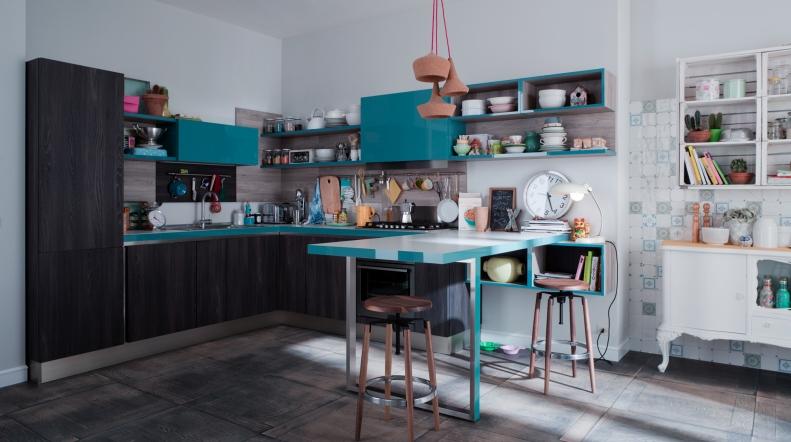 Cucina Start Time Veneta Cucine.Veneta Cucine Milano Lissone La Cucina Piu Bella Una Veneta