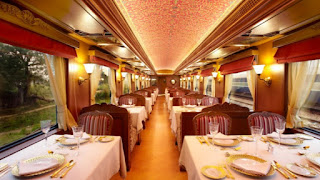Africa Luxurious train safari across sub-Saharan Africa