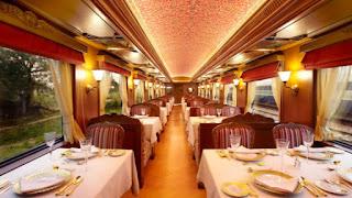 Africa Luxurious train safari across sub-Saharan Africa
