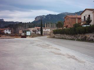 carretera acceso, Beceite, Beseit, 18