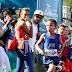 Del Rosario Pinales, de 8 años, llega 51 entre 534 maratonistas en evento ciudad Santiago